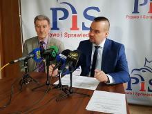 Posłowie PiS o inwestycjach i zbliżających się wyborach.