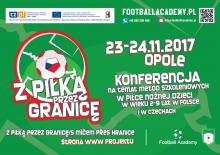 """""""Z piłką przez granicę""""- czyli jak się szkoli dzieci w Polsce i w Czechach"""