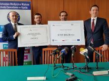 Jest plan połączenia dwóch opolskich uczelni. Rząd obiecuje ogromne wsparcie