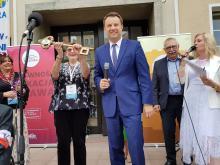 Seniorzy odebrali klucz do miasta. Do piątku będą rządzić Opolem