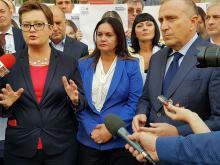 Schetyna: Jeżeli Wiśniewski czuje się zobowiązany wobec Jakiego to chciałbym przestrzec Opolan