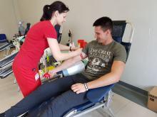 """Już za tydzień kolejna """"wampiriada"""". Studenci zachęcają do oddania krwi"""