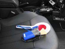 Jadąc pod prąd natknęła się na policyjny radiowóz, była pijana