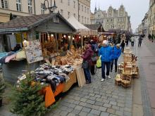 Trwa Jarmark Bożonarodzeniowy na Rynku w Opolu