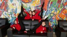 Zawodniczki Akademii Tańca RAMADA z tytułem Mistrzów Świata w akrobatyce powietrznej