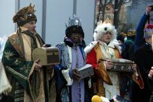 Kolorowy Orszak Trzech Króli przeszedł ulicami Opola