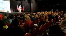 Minister Edukacji Anna Zalewska rozpoczęła rajd po Polsce od wizyty w Opolu