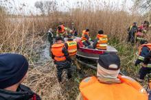 Strażacy brali udział w ćwiczeniach nt. usuwania skutków powodzi