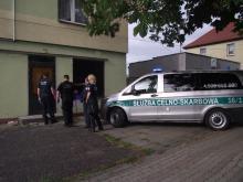 Funkcjonariusze KAS zlikwidowali nielegalny salon gier w pow. głubczyckim