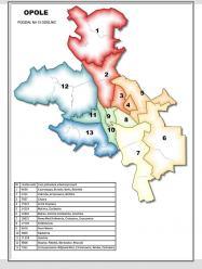 Ruszają konsultacje społeczne w sprawie połączenia dzielnic Opola