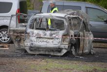 Badania DNA potwierdzają, że w pożarze auta w okolicach Krzywej Góry zginęła para z Chin