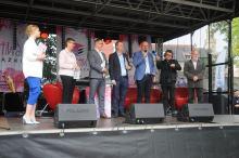 Rozpoczął się IV Festiwal Książki w Opolu. Na Placu Wolności powstało miasteczko literackie