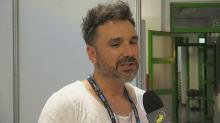 Mateusz Ziółko o tym, o czym rozmawiają ze sobą artyści
