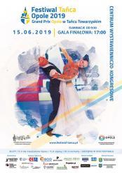 Już jutro odbędzie się 13 edycja Festiwalu Tańca - Grand Prix Opola w Tańcu towarzyskim