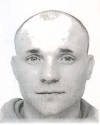 Poszukiwany listem gończym Kamil Harmazij