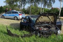 Policja: Apelujemy o rozwagę i ostrożność na drogach