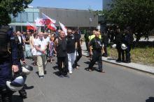 Narodowcy, społecznicy i organizacje przeciwne LGBT zjednoczyły się w kontrmanifestacji