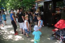 Piknik rodzinny nad Odrą przyciągnął tłumy Opolan