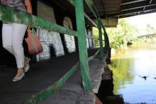 Przeprawa pod wiaduktem zamknięta od 1,5 roku. Co z inwestycją?