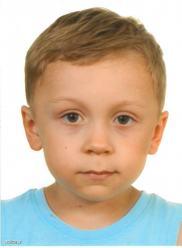 Policjanci z Grodziska Mazowieckiego poszukują 5-letniego Dawida Żukowskiego