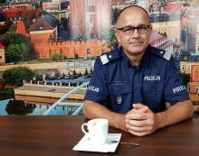 Nadinsp. Jarosław Kaleta - w zachodniej Polsce jest mniej chętnych do służby w policji