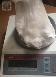 Kryminalni z Opola zabezpieczyli kilogram narkotyków