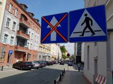 Od jutra kierowcy nie skręcą w Kośnego od strony ulicy Żeromskiego