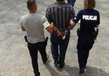 Za rozbój trafili do aresztu grozi im 12 lat