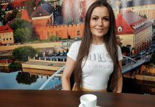 Maria Ciołeszyńska - na targach turystyki rodzinnej każdy znajdzie coś dla siebie