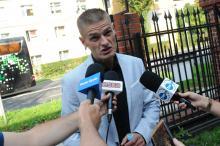 """Tomasz Komenda w Sądzie Okręgowym w Opolu: """"Nie ma nic gorszego niż wrócić do złych wspomnień"""""""