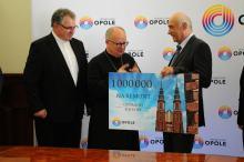 Milion złotych od miasta na renowację Katedry