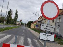 Uwaga kierowcy! Ulica Oleska zamknięta od ulicy Wodociągowej do Okulickiego