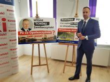 """Janusz Kowalski: Miałem dylemat jak nazwać Zembaczyńskiego. Wybrałem """"Witold tchórz Zembaczyński"""""""