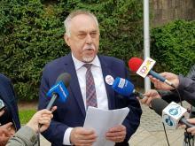 """""""Zaproponowałem premierowi Morawieckiemu, by przesunął Adriana Czubaka na stanowisko portiera"""""""