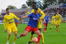 Odra Opole w kolejnym etapie Pucharu Polski zagra z Legią Warszawa