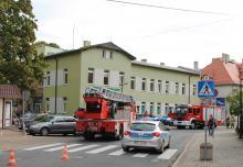 Podejrzany pakunek na oddziale w szpitalu w Kędzierzynie Koźlu