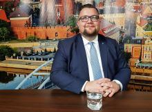 Szymon Ogłaza - o budżecie obywatelskim, inwestycjach drogowych i ostatnim tygodniu kampanii