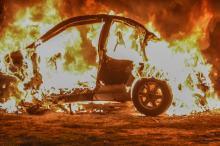 Podejrzany o 23 podpalenia zatrzymany przez kryminalnych