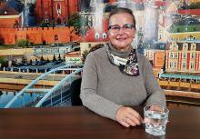 Danuta Jazłowiecka - liczę na merytoryczną pracę w Senacie