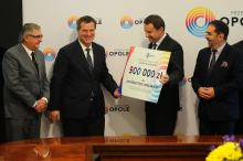 Prawie milion złotych na sprzęt w Uniwersyteckim Szpitalu Klinicznym