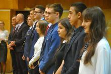 Stypendia Prezesa Rady Ministrów otrzymali opolscy prymusi