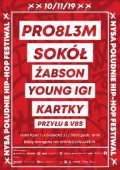 Największy festiwal hip-hopowy na terenie województwa opolskiego - wygraj bilety!