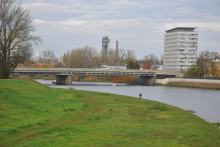 Most Sybiraków miał być odnowiony na wiosnę. Nadal czeka na rozpoczęcie prac