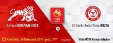 Futsalowe Derby Opolszczyzny - Transmisja Live