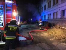 Dwie ofiary pożaru w Kędzierzynie-Koźlu