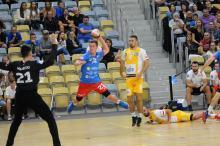 Gwardia wygrywa po szalonym meczu w Puławach