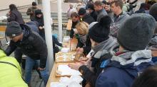 700 porcji bigosu, ponad 500 porcji leczo czeka na ubogich w niedzielę na rynku