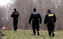 Policjanci wciąż poszukują zaginionych