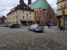 Ulica Katedralna przejezdna. Koniec utrudnień w ścisłym centrum Opola
