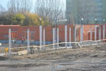 Widać pierwsze efekty budowy opolskiego Parku Sportu